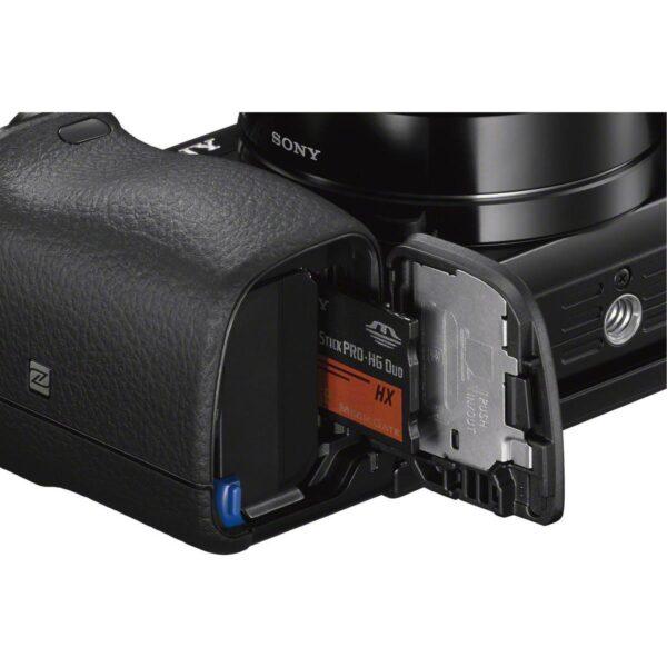 Sony A6000 Bottom