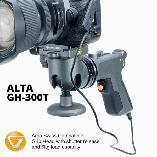 GH-300T Pistol Grip