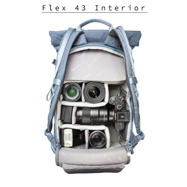 flex 43 interior