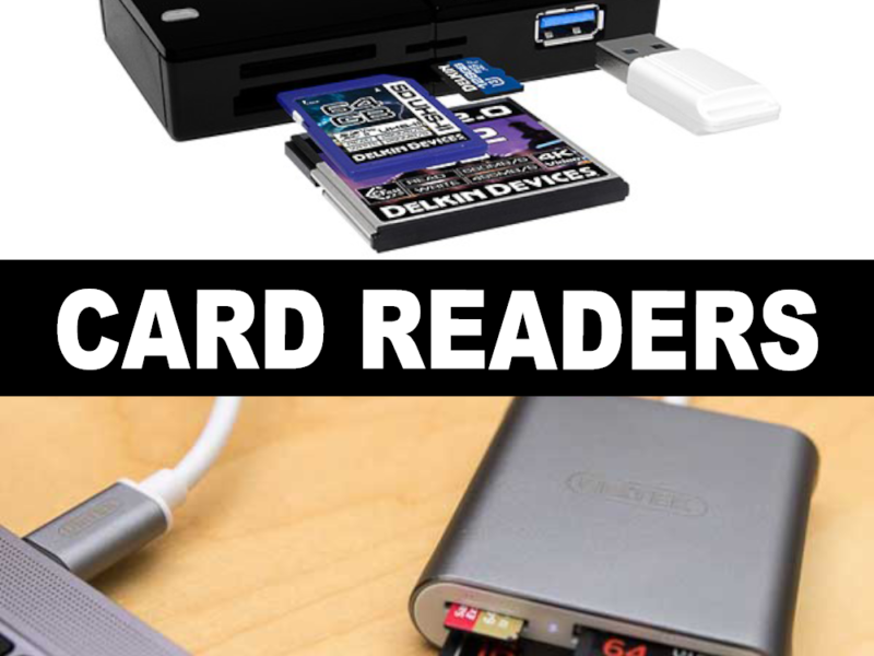 Card Readers