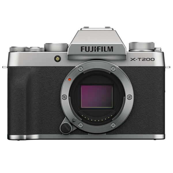 x-t200 silver front