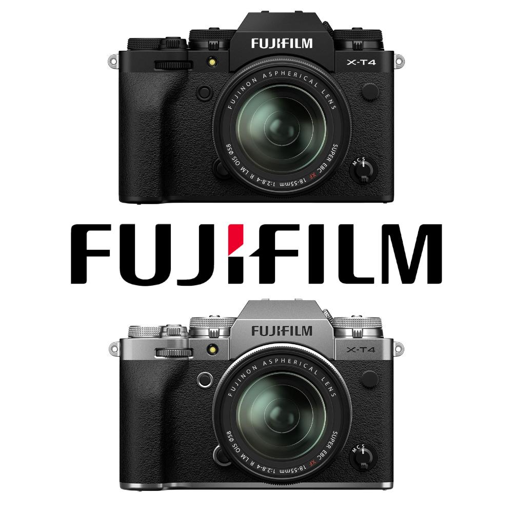 fujifilm x-t4 18-55