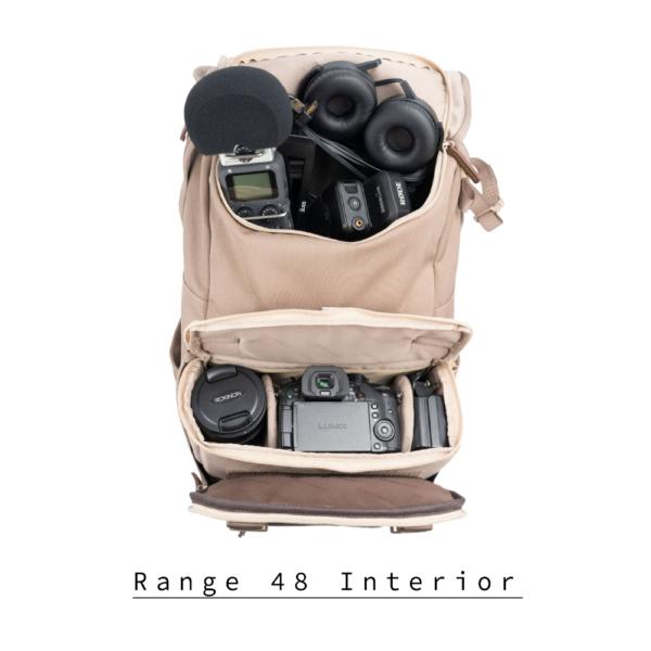 range 48 Interior