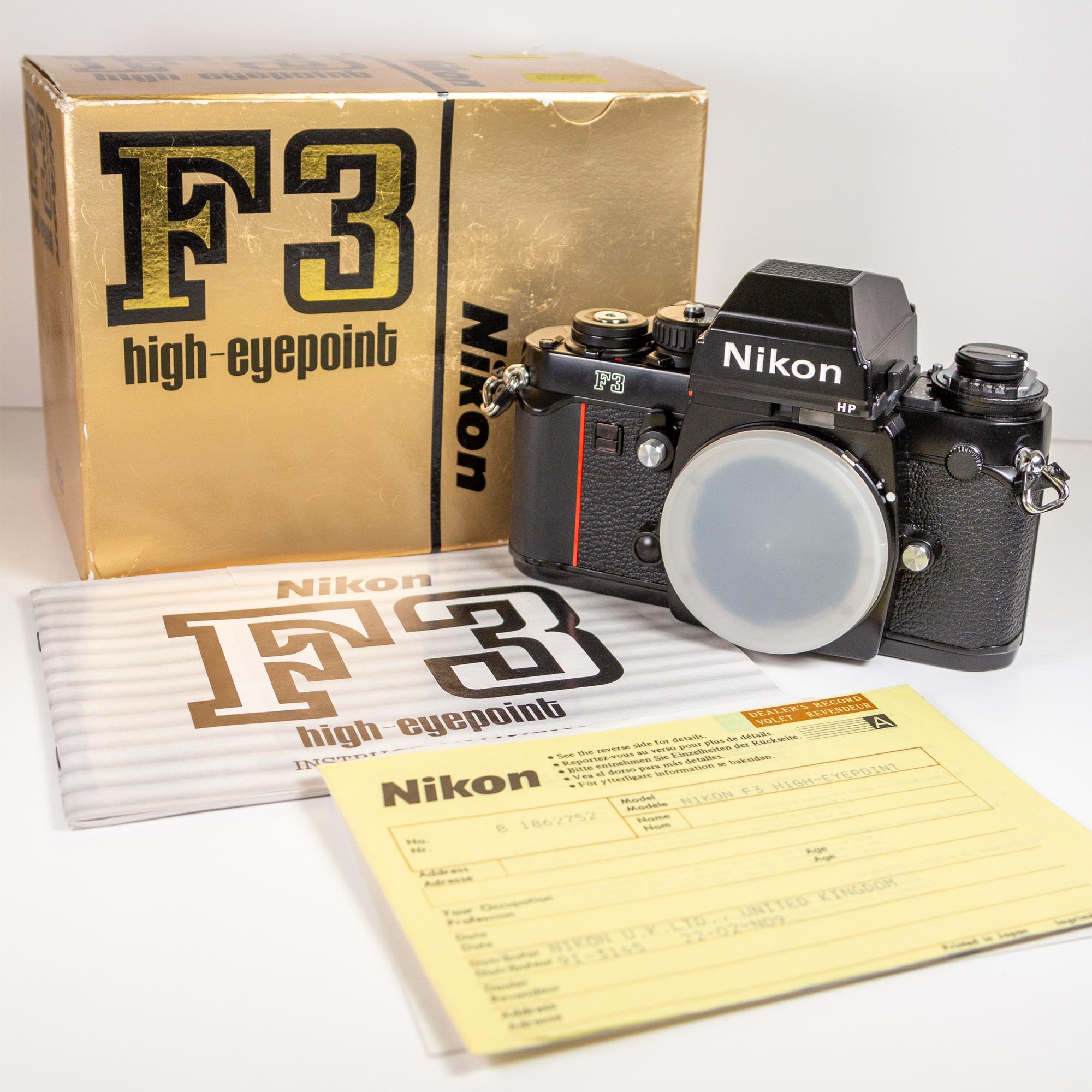 F3 Box