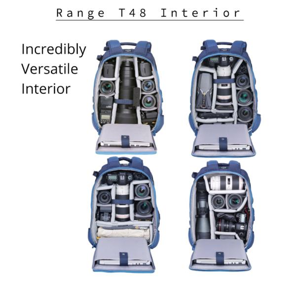 t48 interior