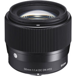 sigma 56mm l mount