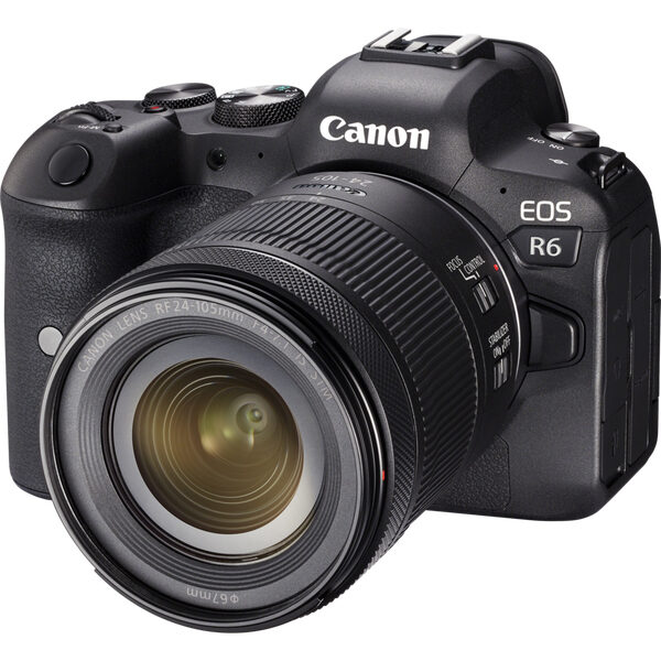 canon eos r6 kit 24-105mm
