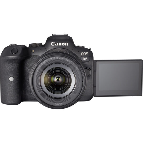 canon eos r6 kit lcd