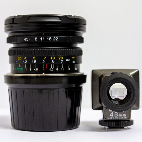 Mamiya-43mm-Front