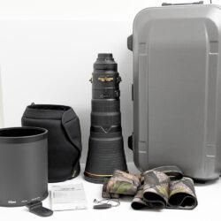 Nikon 600mm FL