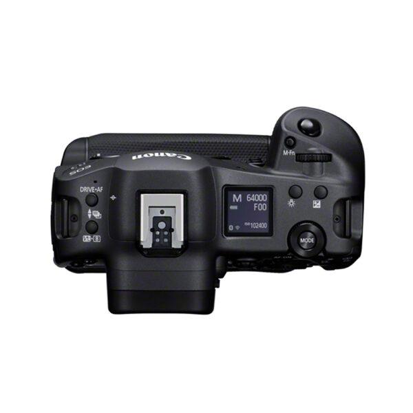 Canon EOS R3 Top