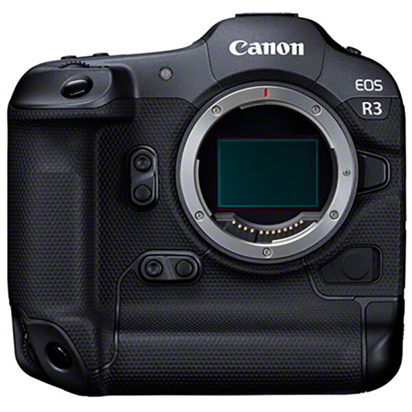 Canon EOS R3 Front